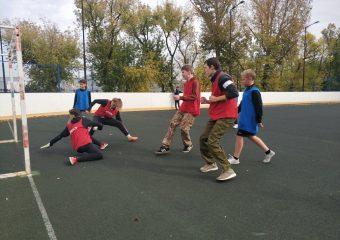 Соревнования по мини футболу